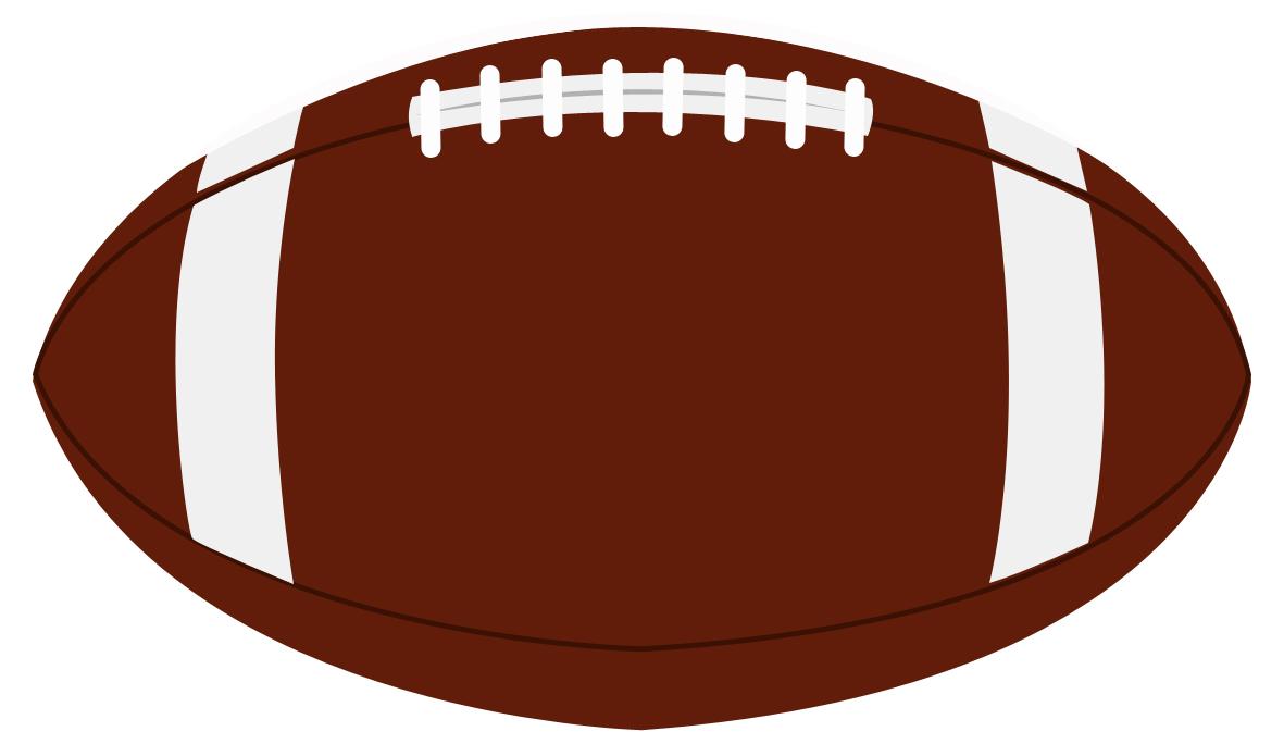 ... football clipart 2d ameri - American Football Clipart
