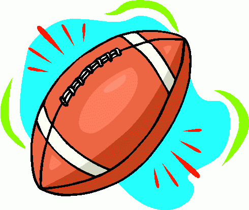 Football Clipart | Clipart library - Free Clipart Images