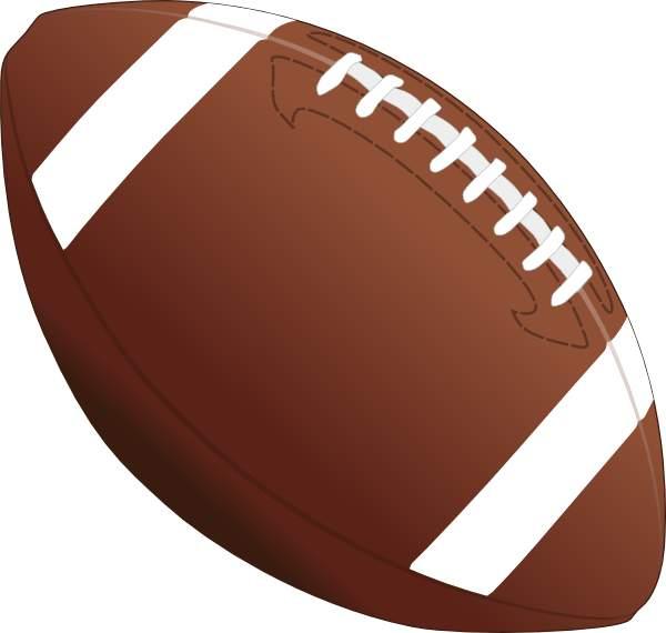 Football Clipart Free Clip Ar - Football Clip Art