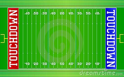 Football Field Background .-Football Field Background .-6