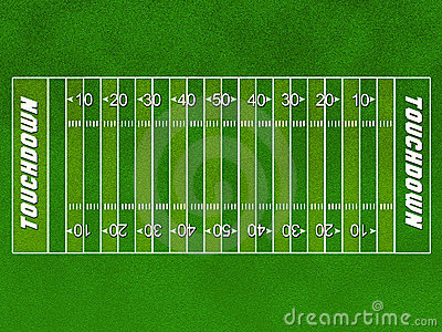 Football field clip art . Football Field Stock .