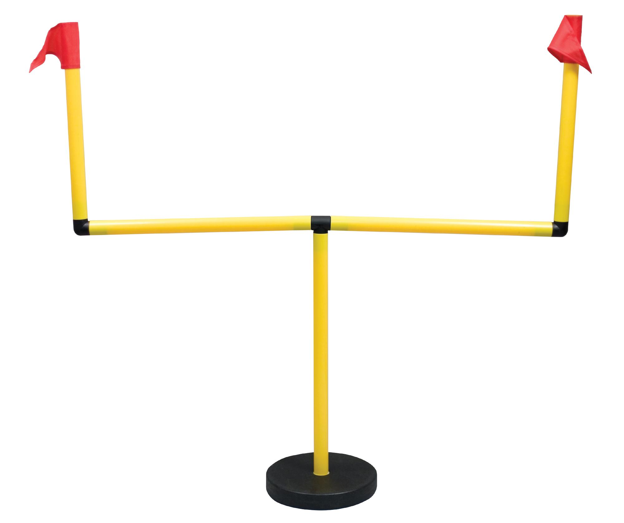 Football Field Goal Posts .