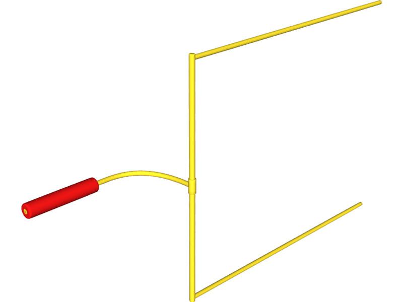 Football Goal Post Clipart Best-Football Goal Post Clipart Best-13