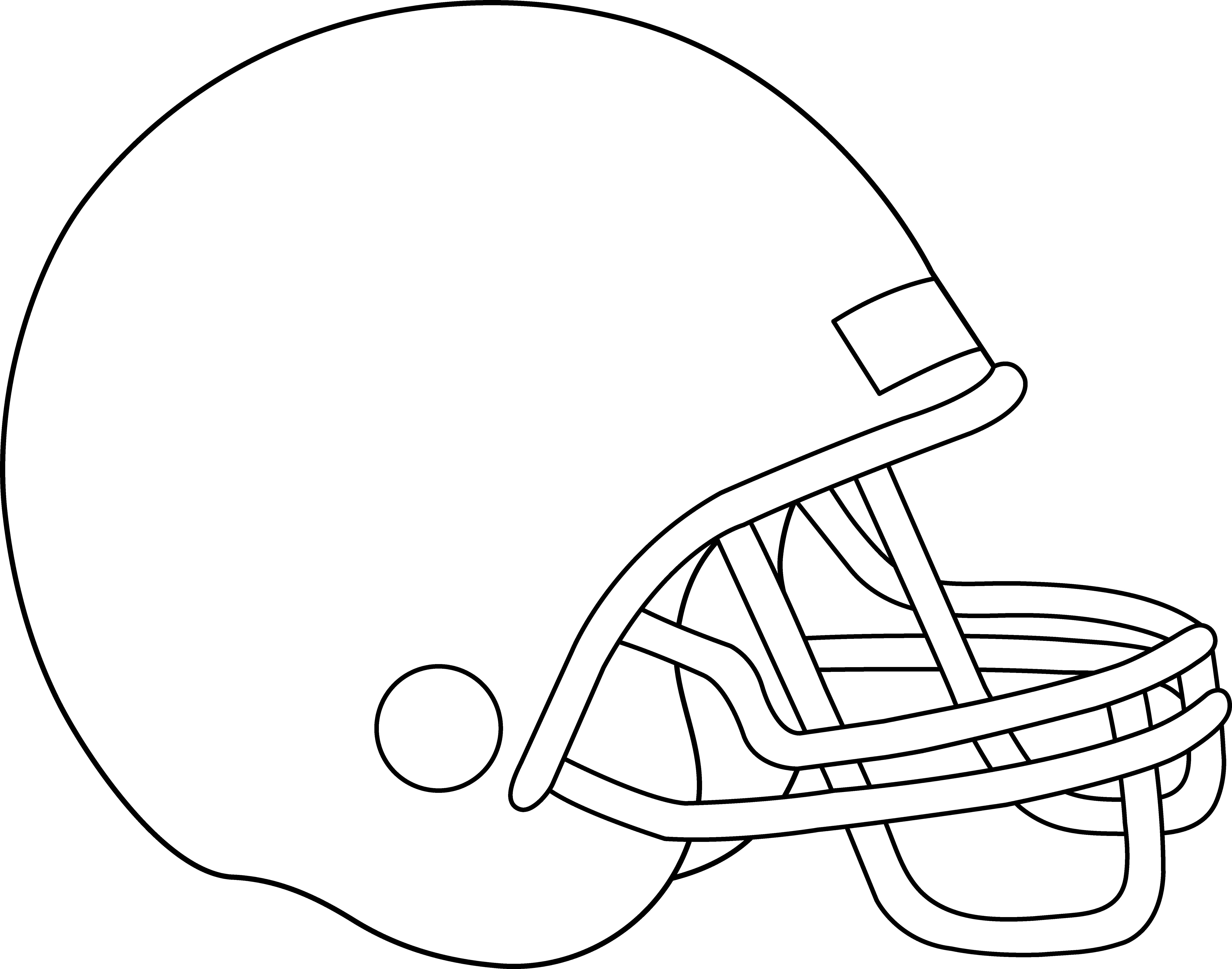 Football Helmet Clip Art-Football Helmet Clip Art-3