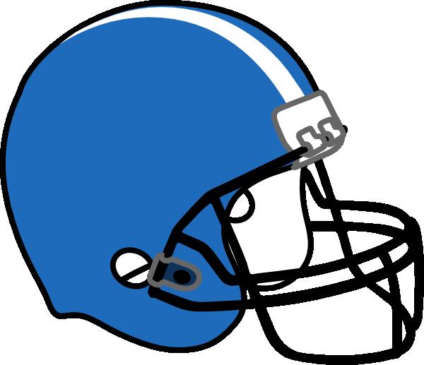 Football helmet clip art free clipart images