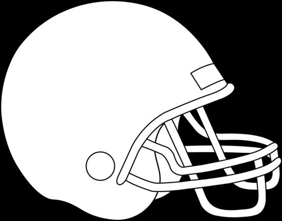 Football helmet clip art free clipart images image