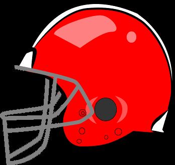 Football helmet clip art free