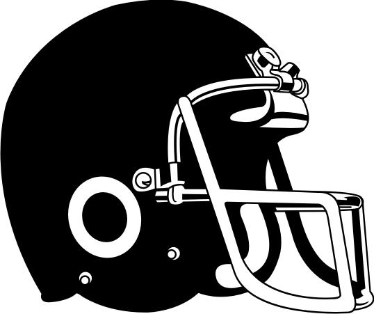 Football helmet clip art images free free 4
