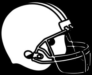 Football Helmet Clipart Black And White -Football Helmet Clipart Black And White Clipart Panda Free Clipart-0