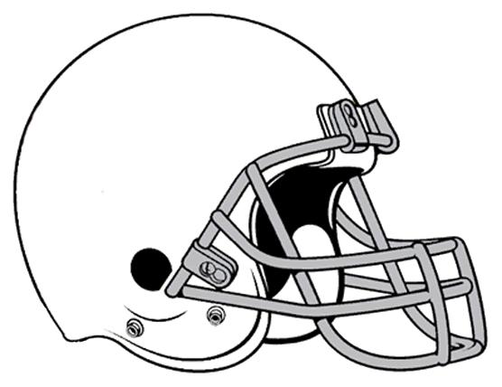 Football Helmet Clipart Black And White -Football Helmet Clipart Black And White Clipart Panda Free Clipart-15