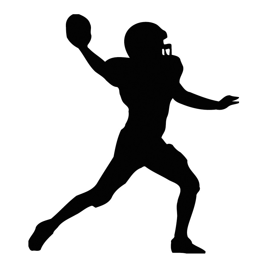 Football Player Art