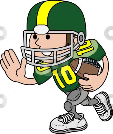 Football Player Clip Art-Football Player Clip Art-12