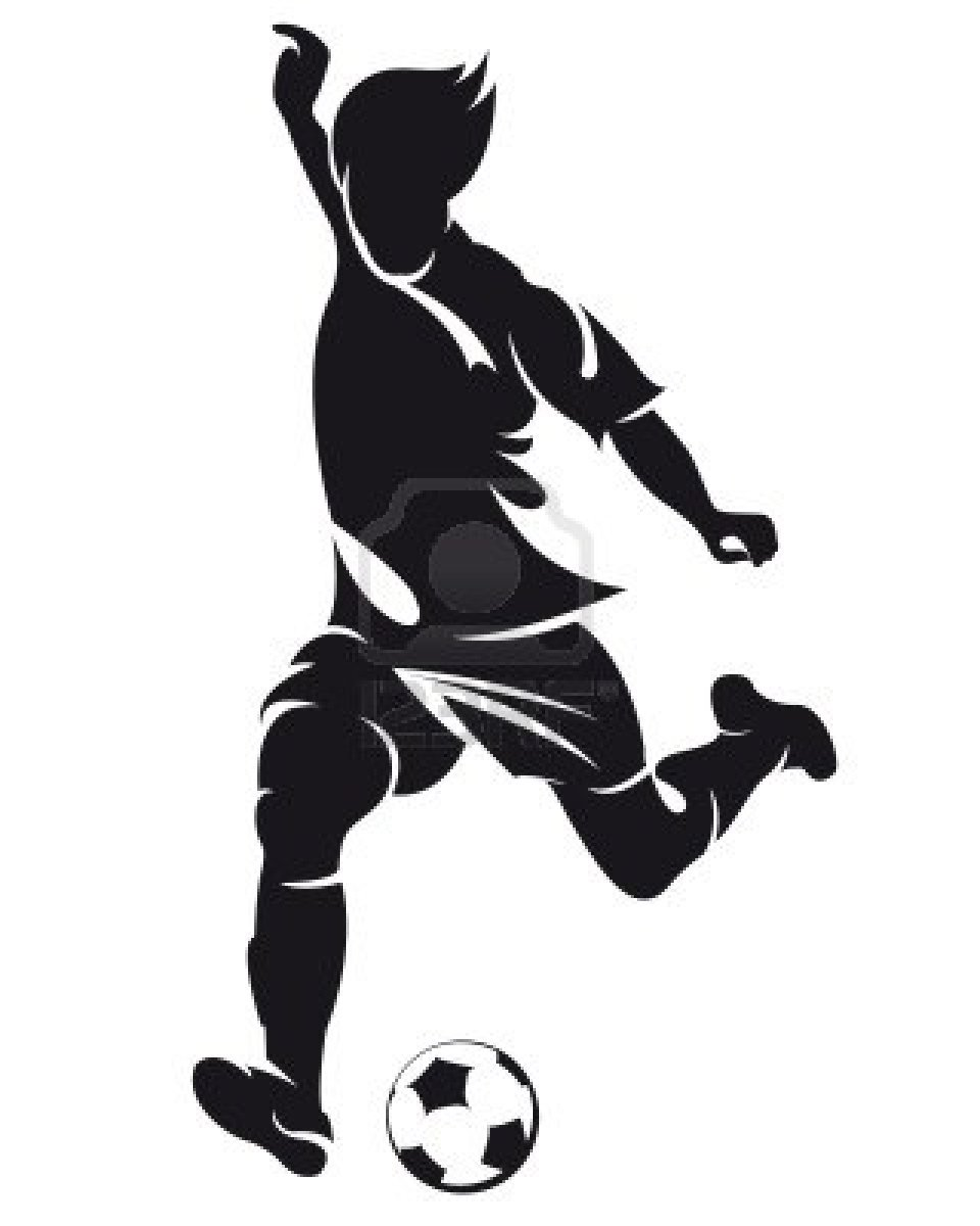 Football Player Clipart #20944-Football Player Clipart #20944-17
