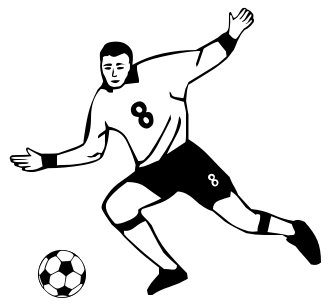 football player clipart-football player clipart-15