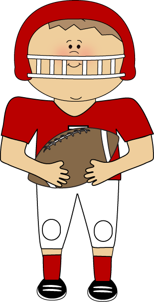 Football Player. Football Player. Clip Art ...