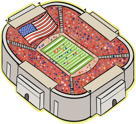 ... Football Stadium Clip Art ...-... Football stadium clip art ...-8