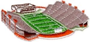 Football Stadium Clipart - .-Football stadium clipart - .-12