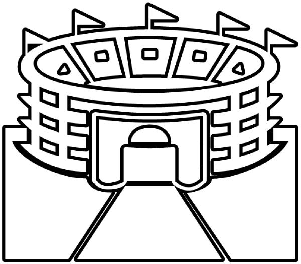 Football Stadium Clipart .-Football Stadium Clipart .-14