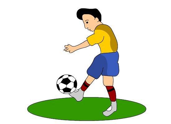 Footballer Clipart-footballer clipart-9