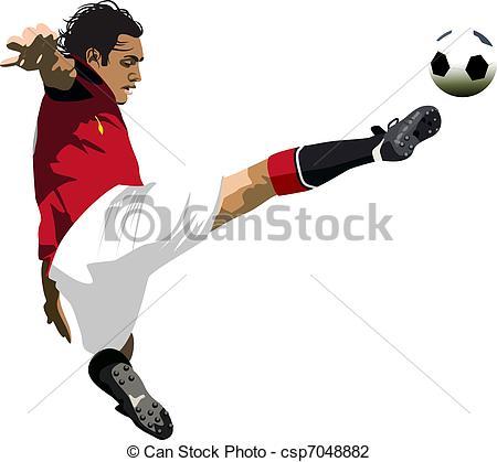 Footballer - Csp7048882-footballer - csp7048882-11