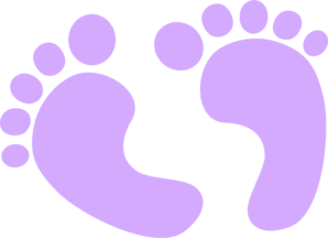 footstep clipart-footstep clipart-11