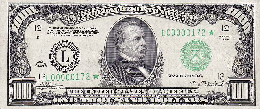 For 1 Dollar Bill Clip Art
