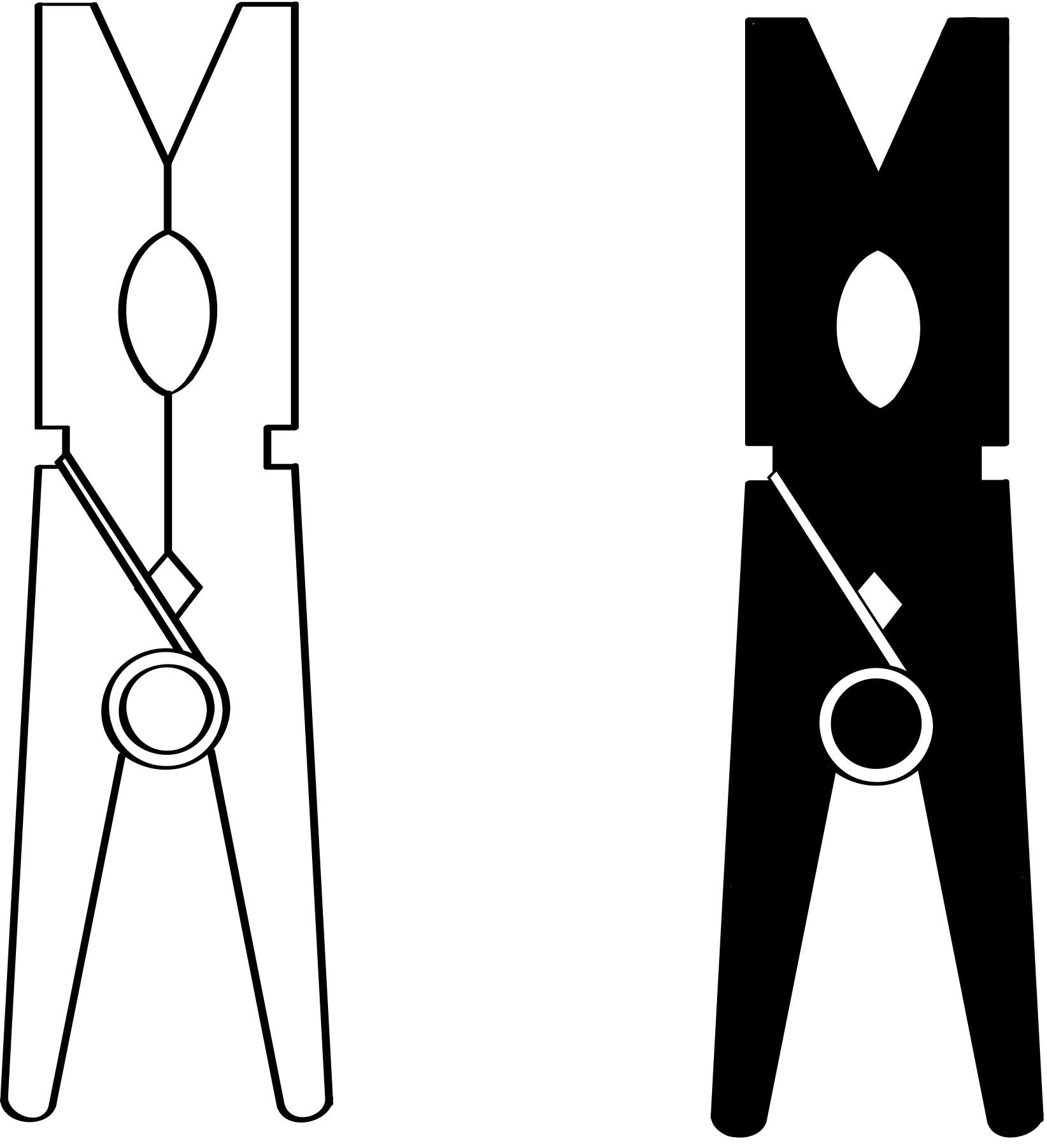 For Clothespin Clipart-For Clothespin Clipart-5