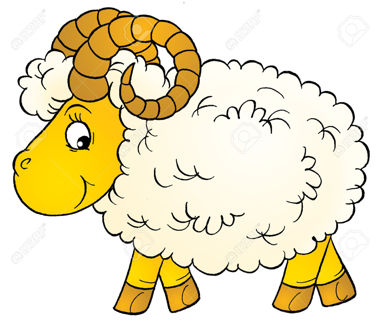 For Computer Ram Clipart. Stock Photo - ram