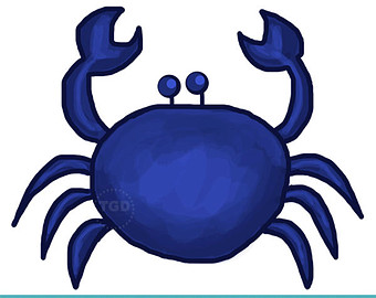for crab clip art on Etsy .-for crab clip art on Etsy .-3
