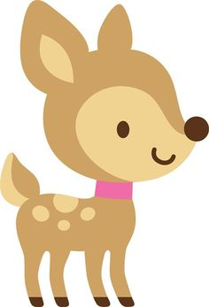 for deer clipart pictures .