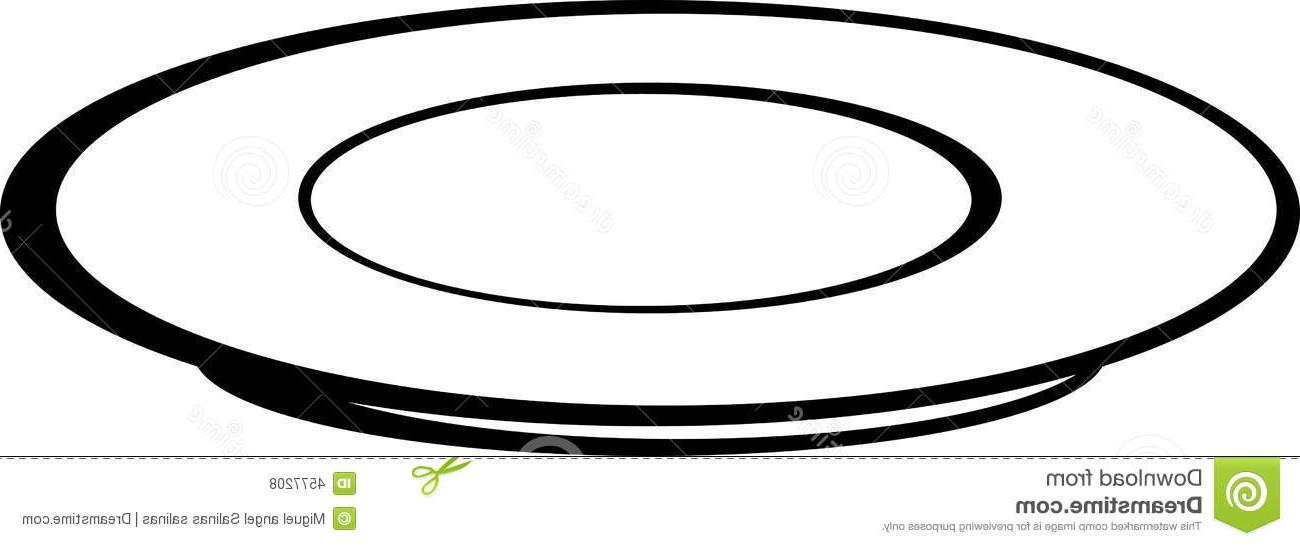 For Dinner Plate Clip Art . - Plate Clip Art