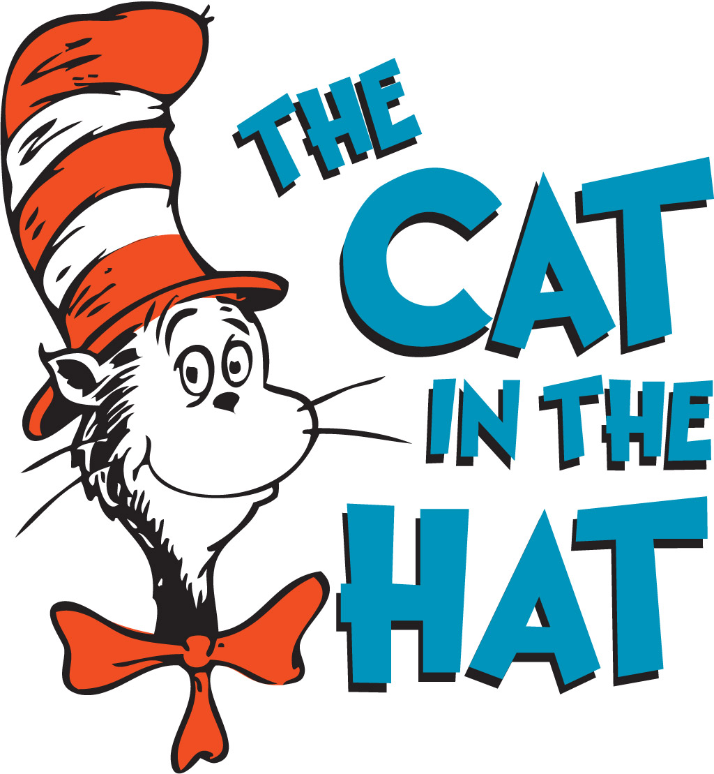 For u0026gt; Dr Seuss Hat Clipart .