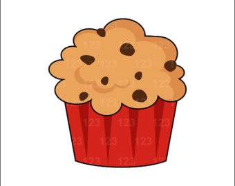 for muffin clipart etsy cute muffins