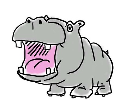Fordell Room3 Hippo By Alex