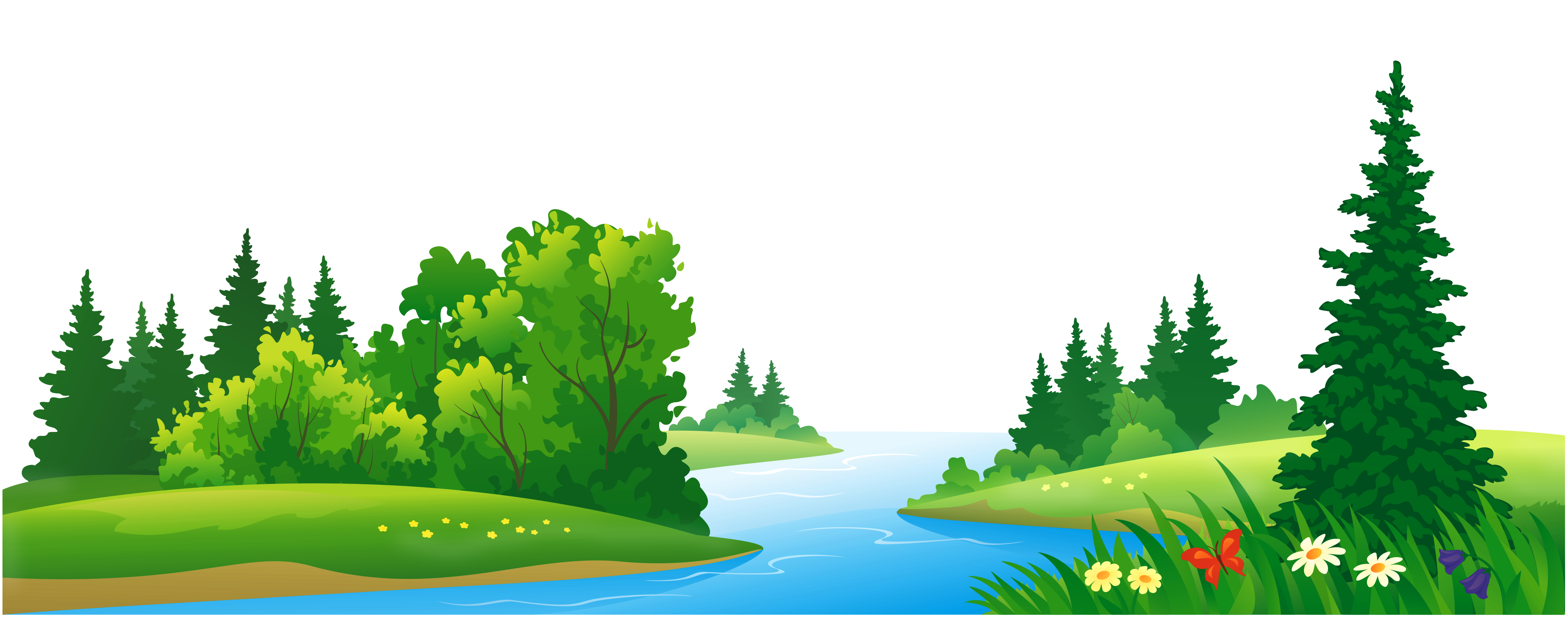 forest clipart-forest clipart-1