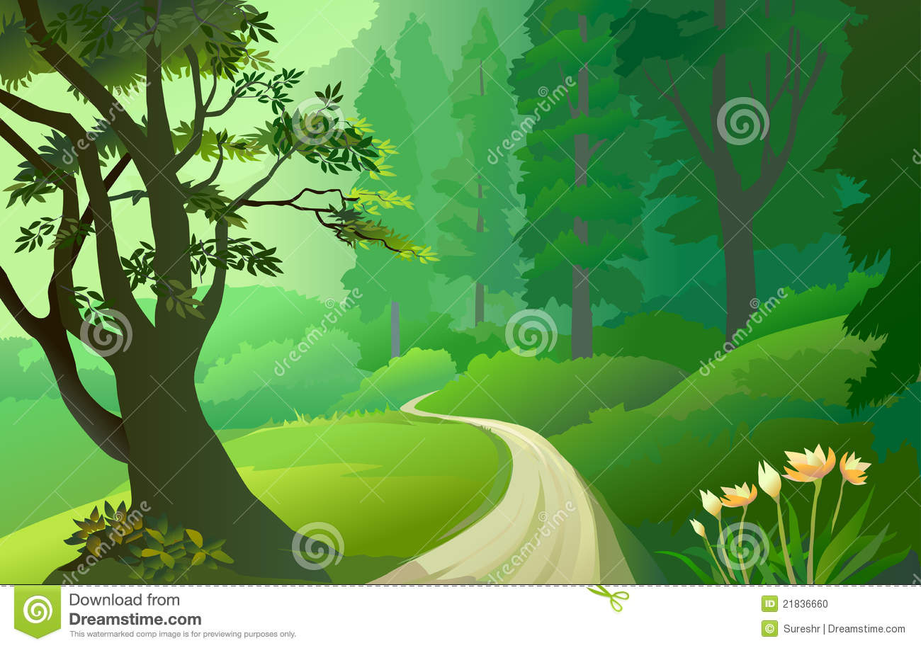 Forest Background Clipart Forest Clipart-Forest Background Clipart Forest Clipart Background-5
