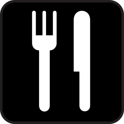 Fork spoon knife vector clip art Free vector for free download