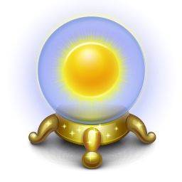 Format: PNG - Crystal Ball Clip Art