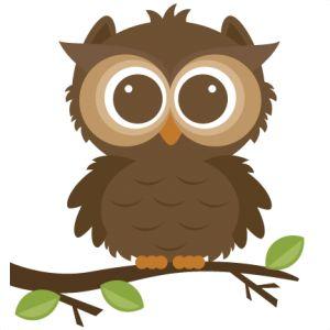 Forrest Owl SVG cut file for  - Owl Images Clipart