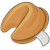 Fortune Cookie Clipart Graphic-Fortune Cookie Clipart Graphic-11