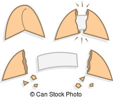 ... Fortune Cookie - Fortune  - Fortune Cookie Clip Art