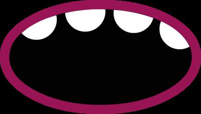 Fotor Facial Clip Art - Facial Clip Art -Fotor Facial Clip Art - Facial Clip Art Online for Free | Fotor. OnlineLabels Clip Art - Half Open Mouth-4