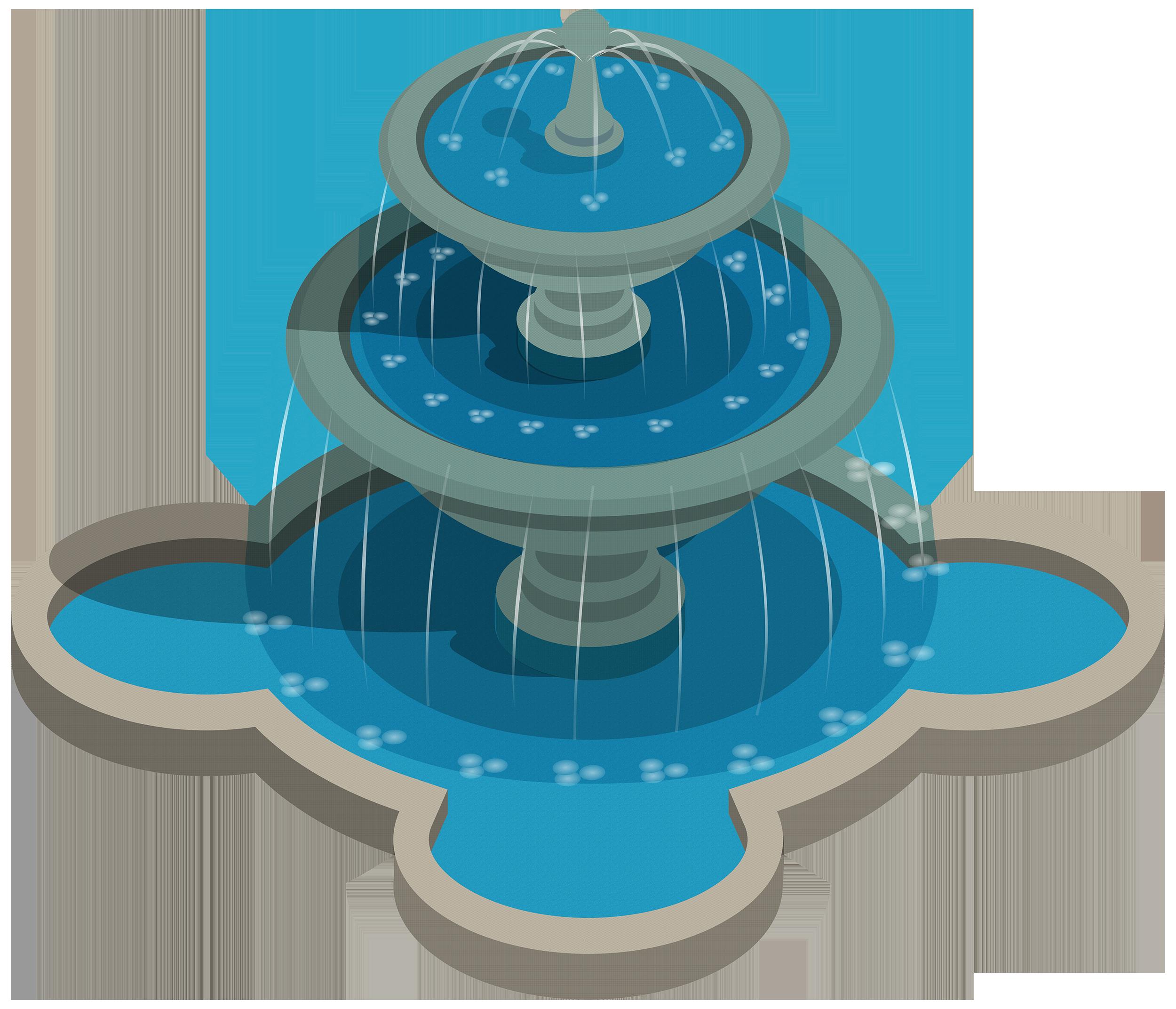 Fountain Clip Art-Fountain Clip Art-6