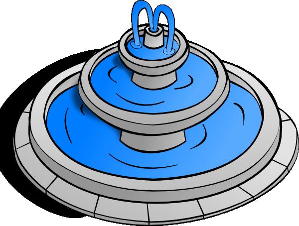 Fountain Clip Art