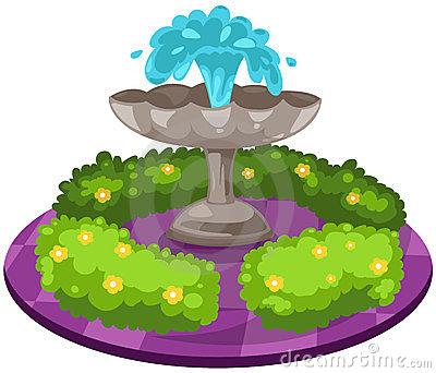 Fountain cliparts-Fountain cliparts-10