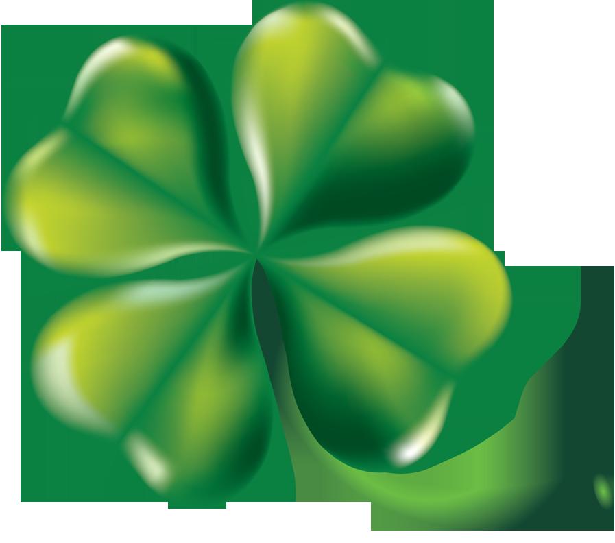 Four Leaf Clover Clip Art Quo - 4 Leaf Clover Clip Art
