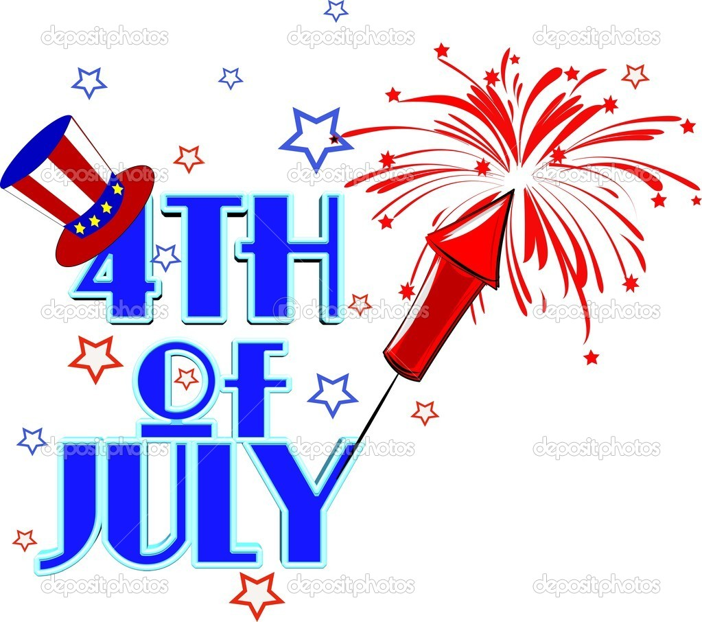 Fourth Of July Clip Art July 4 2014 Jpg