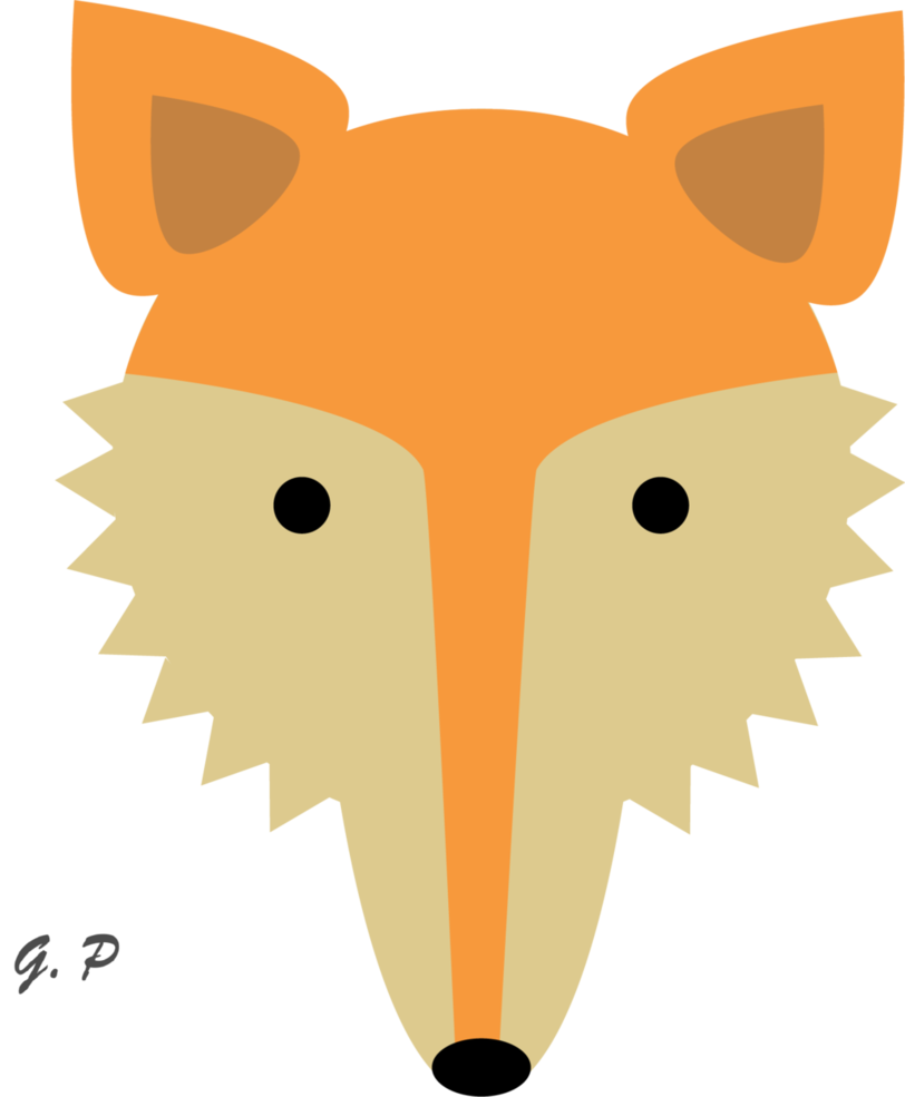 Fox Clip Art by Geoffery10 on Clipart library