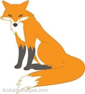 Fox Clip Art-Fox Clip Art-11