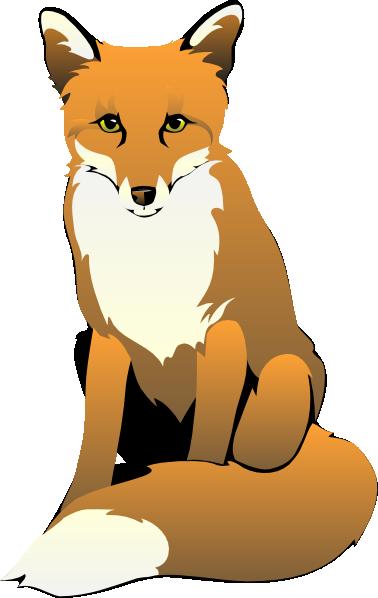 Fox Clip Art-Fox Clip Art-6
